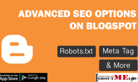 BlogSpot SEO Advanced SEO : Robots.txt, Meta Tag & More
