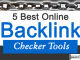 5 Best Free Online Backlink Checker Tools