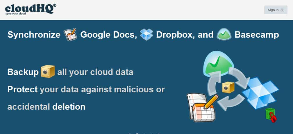 CloudHQ 10 Dropbox Addons To Enhance Dropbox Functionality