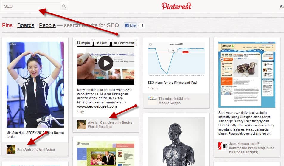 Follow Pinterest Users How to Get Followers on Pinterest : Most Effective Ways