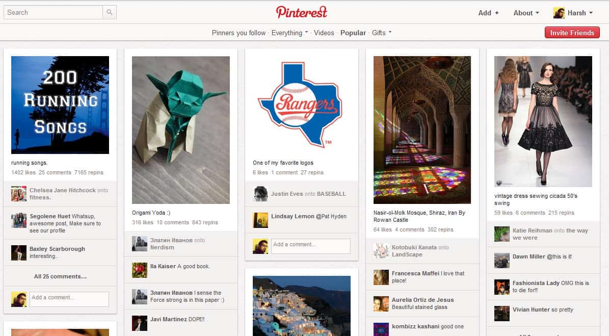 Get Followers on Pinterest How to Do SEO of Image Based WebSite