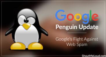 Google Penguin Update: Google's Fight Against Web Spam