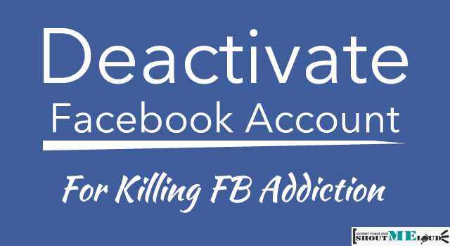 Kill Facebook Addiction