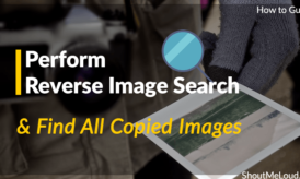 How to Perform Reverse Image Search & Find All Copied Images