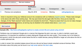 """Google AdSense Ad Serving Has Been Disabled to Your Site"": Here's the Fix"