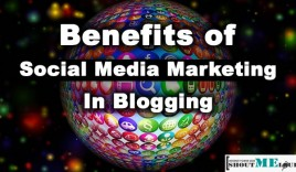 Benefits of Social Media Marketing In Blogging