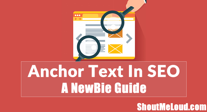 Anchor Text In SEO