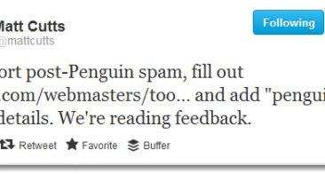 How Not to Get Hit by Google Penguin Like Changes Again