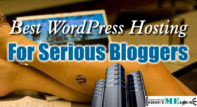 WordPress Hosting For Bloggers