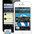 WordPress iPhone App : Now Push Enabled