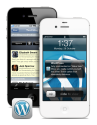Thumbnail image for WordPress iPhone App : Now Push Enabled