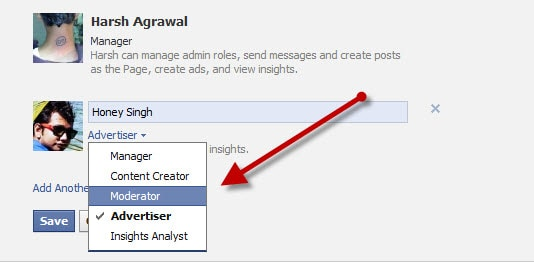 Adding a manager Facebook Fan Page Admin & Post Schedule [New Features]