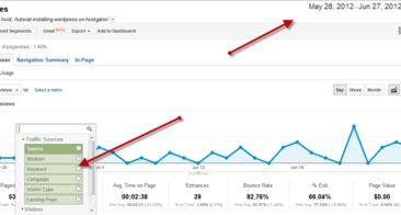 Google Analytics JS Bookmarklet: Check WebPage Traffic Instantly
