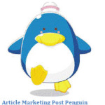 Article Marketing After Post Penguin Era For Bloggers