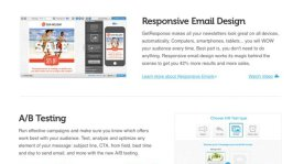 GetResponse Review : Is It Reliable Email Marketing Tool?