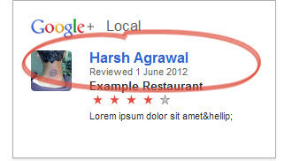 Google Plus Local: Find New Places Based on User Recommendations