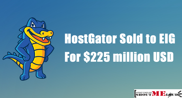 Hostgator Sold To EIG
