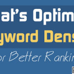 Keyword Density for Better Ranking 150x150