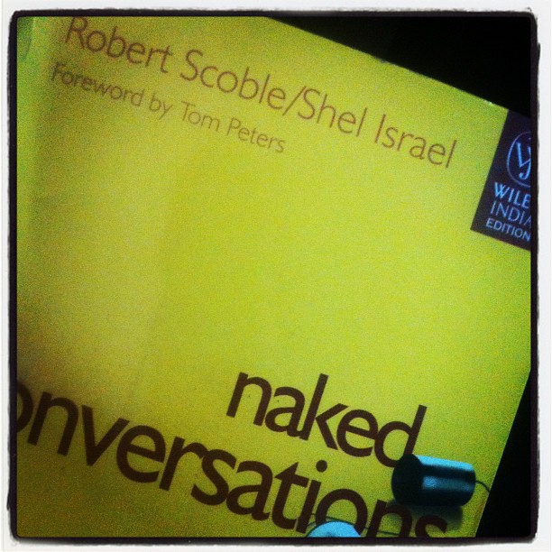 Naked conversations by Robert Scoble ShoutMeLoud Monthly Income Report May 2012