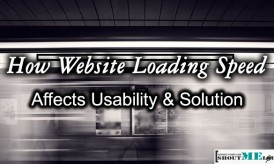 How Website Loading Speed Affects Usability & Solutions For Slow Loading Sites