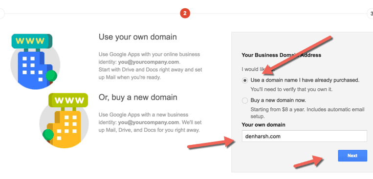 How to Set up Google Apps Standard on Bluehost cPanel Hosting