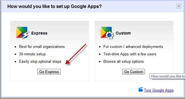Express Google apps Setup How to Set up Google Apps Standard on Bluehost cPanel
