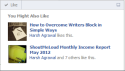 Thumbnail image for How to Add Facebook Recommendations Bar to Thesis Theme
