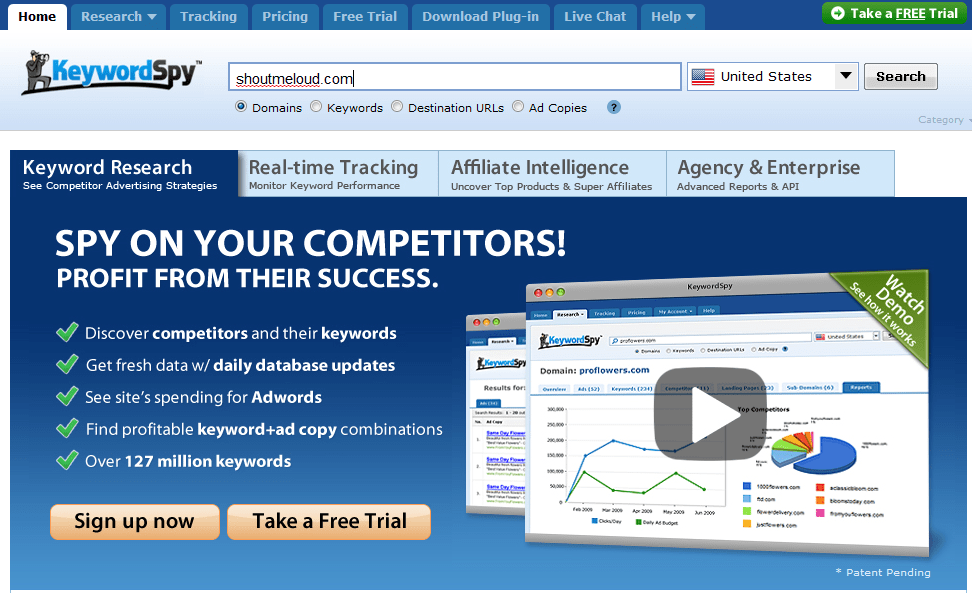 Keyword Spy Killer Keyword Research Tools For Dominating a Niche
