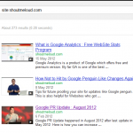 Videos for Blog in Google Search 150x150
