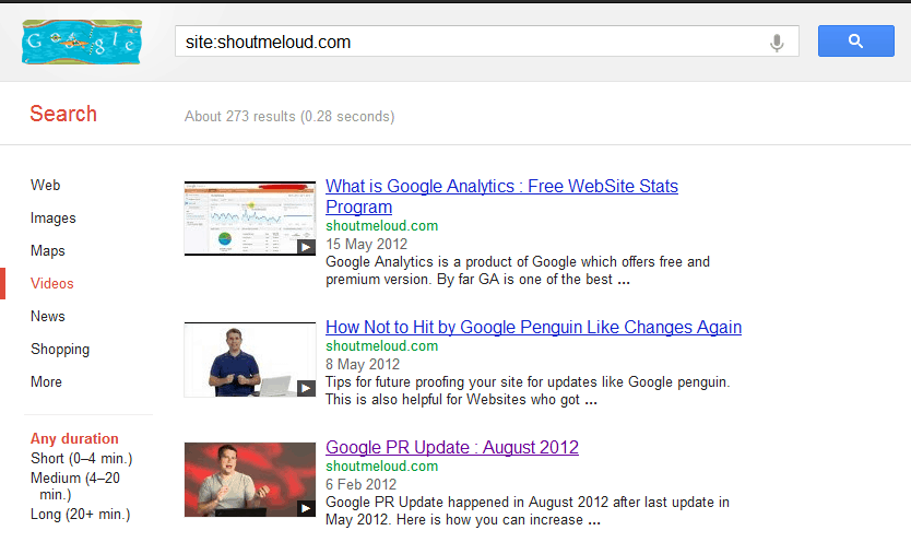 Videos for Blog in Google Search How to Start Using Videos for Your Blog