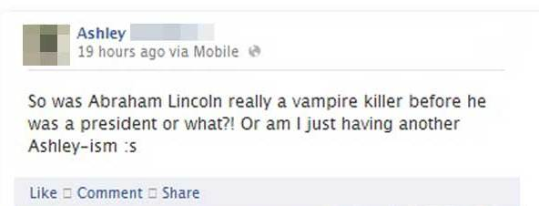 Facebook Idiot