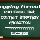 Do You Have a Blogging Formula? If Not, Get One..