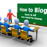 How to blog 150x150
