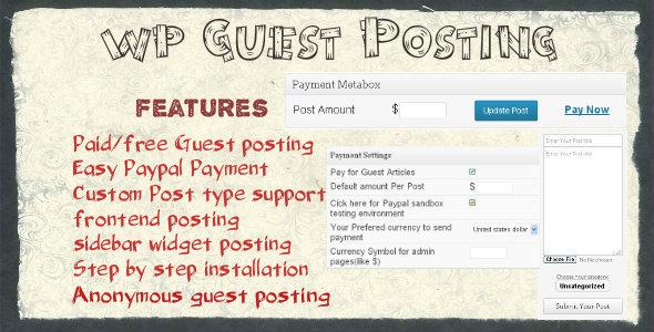 Multi author WordPress plugin