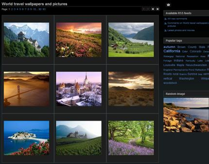 Nextgen WordPress plugins Create an Impressive Image Gallery For WordPress Platform