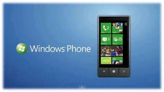Windows Phone 7 and 8