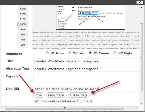 WordPress attachment index issue