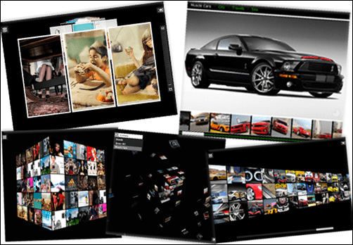 scren Create an Impressive Image Gallery For WordPress Platform