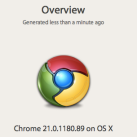 AboutMyBrowser : Quickly Share Information About your Browser