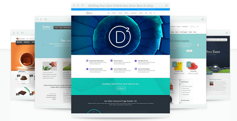 Replace Elegant Themes In Footer Of Divi 2