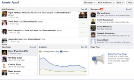 Facebook Added On Site Notification for Page Admins