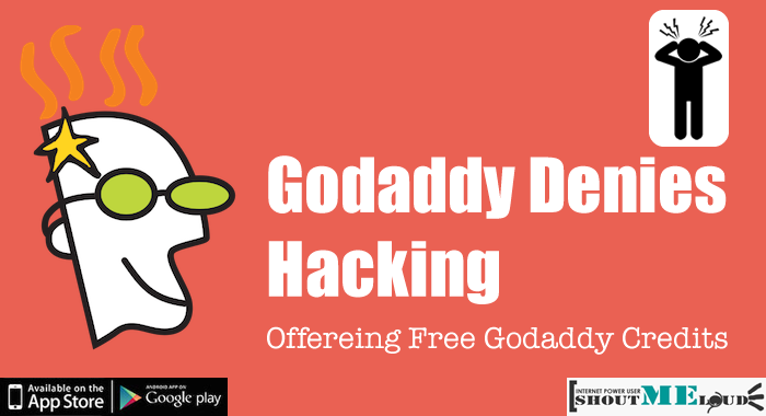 Godaddy Denies Hacking