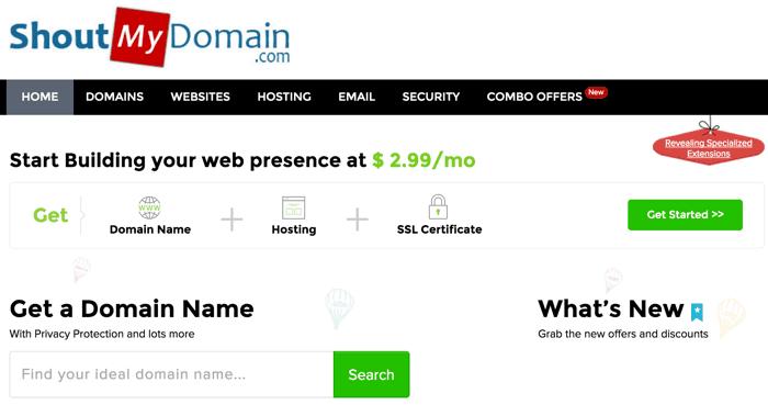 Godaddy domain alternative