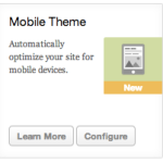 How To Use Jetpack Plugin WordPress Mobile Theme Feature