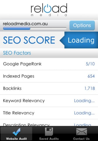 iPhone  iPad SEO Apps for Webmasters