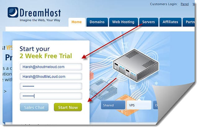 Dreamhost Hosting Promo Code: $97 Discount May 2013