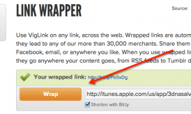Earn Affiliate Income With VigLink Link Wrapping Tool