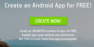 4+ Sites To Create Your Own Android Apps for Free