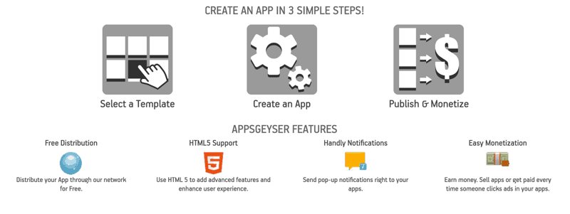 Create Android App yourself