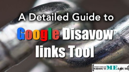 How to Remove Spam Backlinks using Google Disavow links Tool